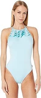 Shan Women's Verona One-Piece Swimsuit - High Neck