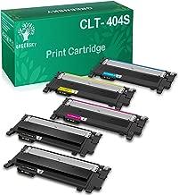 CLT-M404S Toner Tap Compatible Samsung CLT-K404S CLT-Y404S 4 Pack CLT-C404S