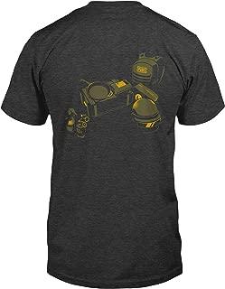 JINX PUBG Supply Stash Premium Men's Gamer Tee Shirt