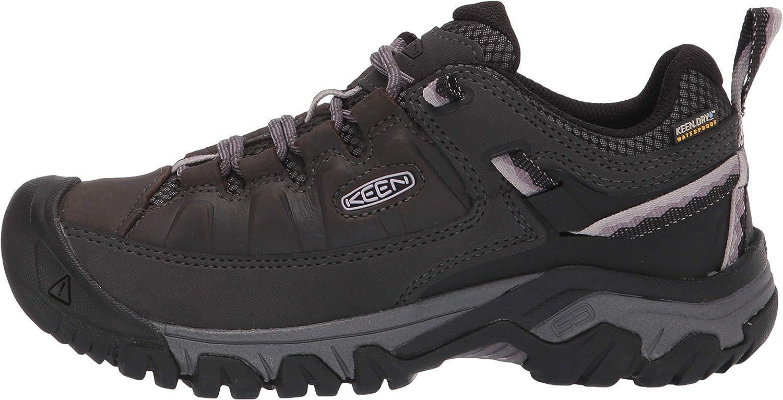 KEEN Womens Targhee 3 Low Height Waterproof Hiking Shoe