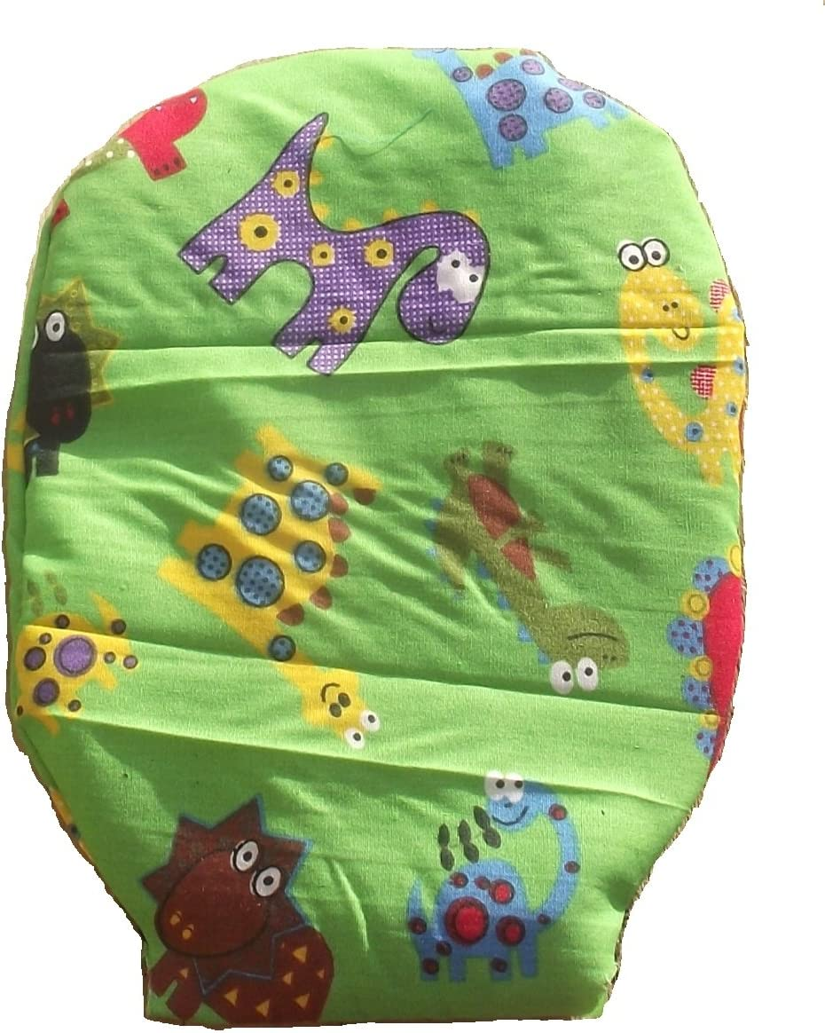 Drainable High quality new Stoma Cover Ostomy Green Purchase Dinosaur Bag