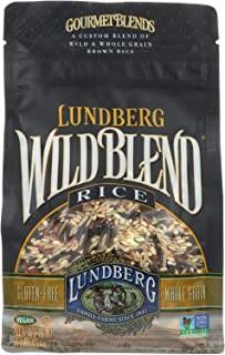 Lundberg Family Farms Wild Blend Rice - Case of 6 - 1 lb.
