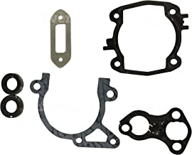 EngineRun TS410 TS420 42380071003 6 Pcs Gasket Set with Oil Seal fits for Stihl TS 410 420 Cut-Off Saw Stens 480-765 4238-007-1003