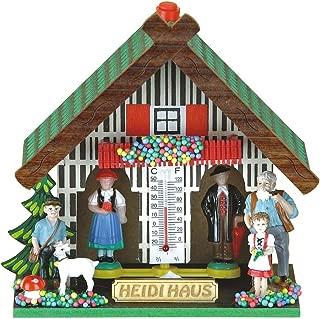 Trenkle German Black Forest Weather House Heidi TU 831