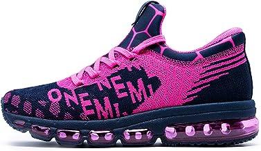 ONEMIX Baskets Mode Chaussure de Course Homme Femme Respirant Compétition Fitness Gym Running Léger Sneakers