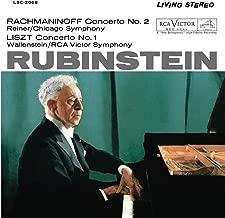 Rachmaninoff: Piano Concerto No. 2 in C Minor, Op. 18 - Liszt: Piano Concerto No. 1 in E-Flat Major, S. 124