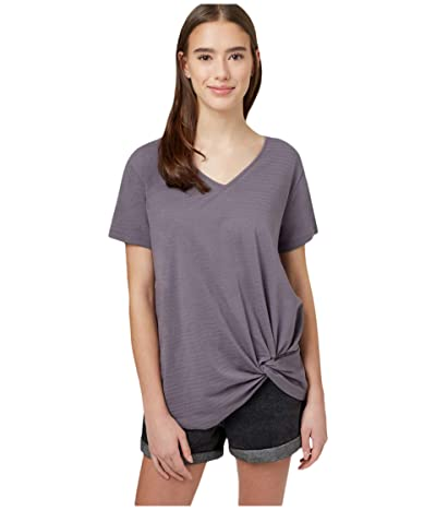 tentree Enso T-Shirt (Boulder Grey) Women