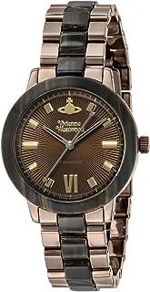 [ヴィヴィアン・ウエストウッド]Vivienne Westwood 腕時計 ブラウン文字盤 VV165BRBR レディース 【並行輸入品】