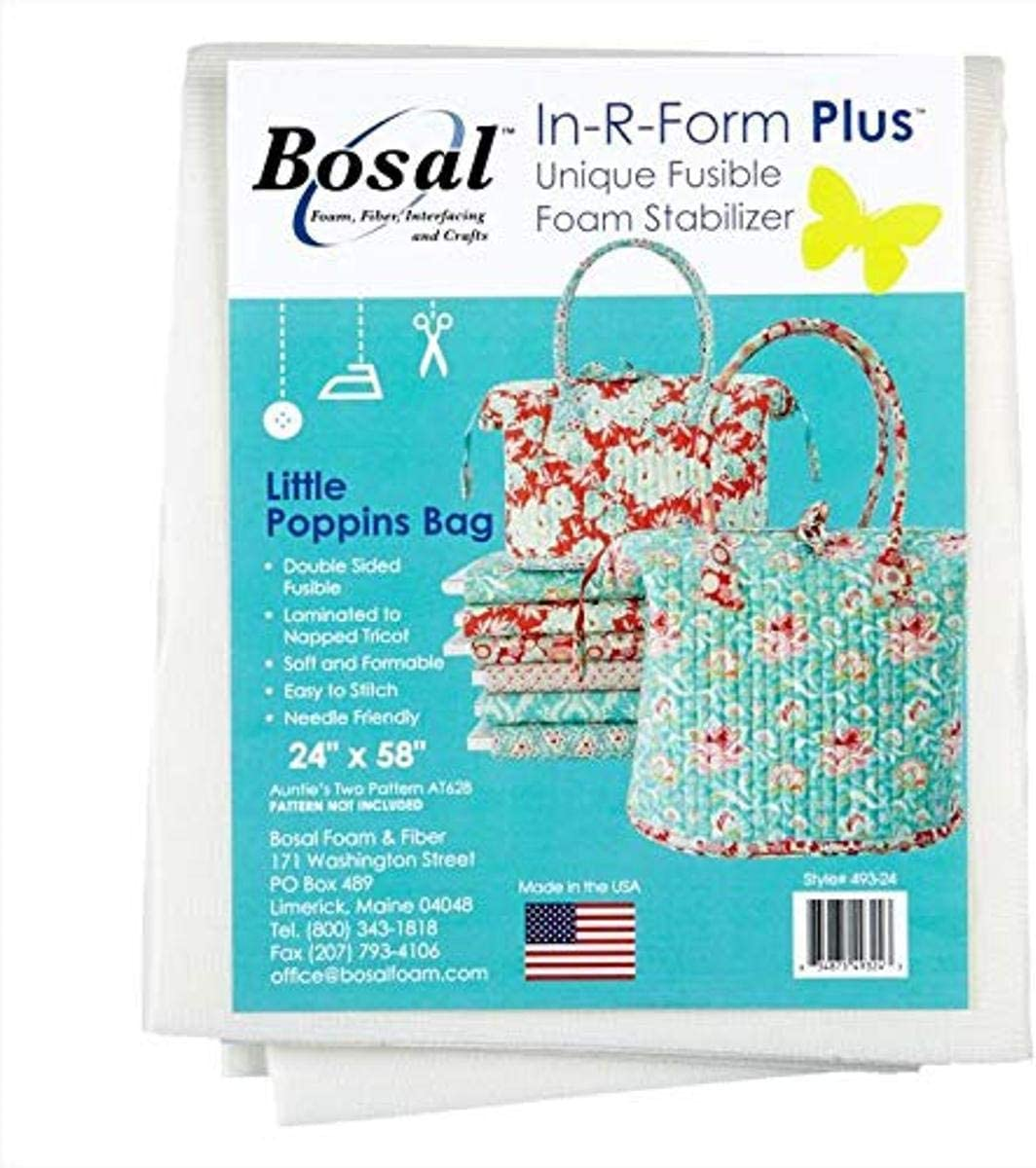 Ranking TOP14 Bosal In-R-Form Double Sided Animer and price revision Fusible Stabilizer 58