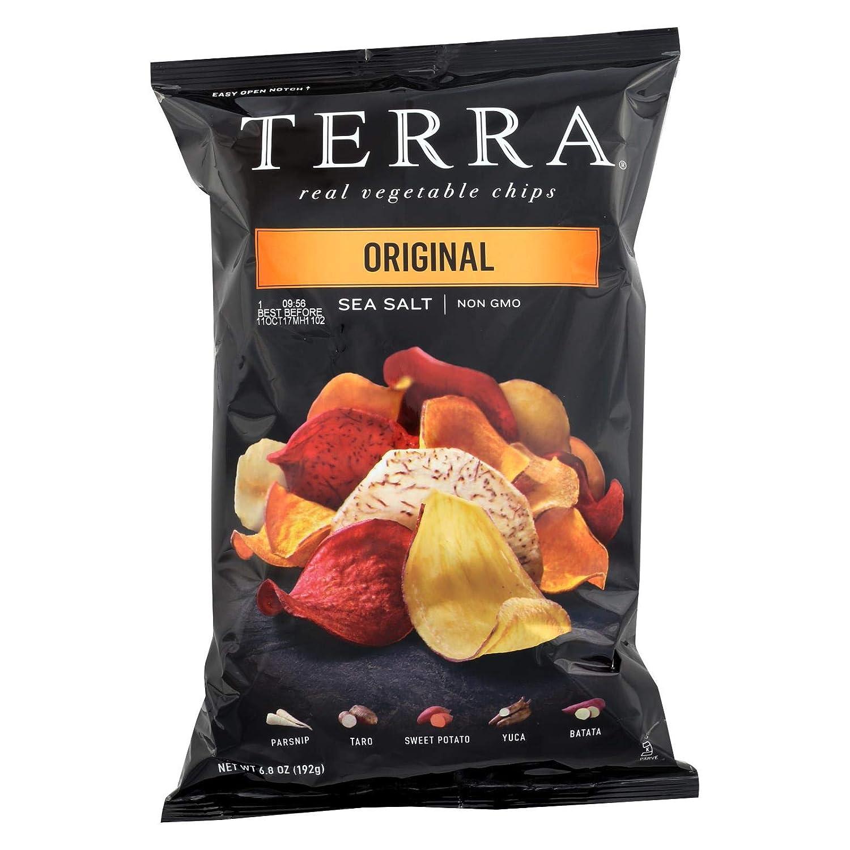 Terra Chips 70% OFF Outlet Exotic Vegetable - 6.8 12 Case Original of Max 47% OFF