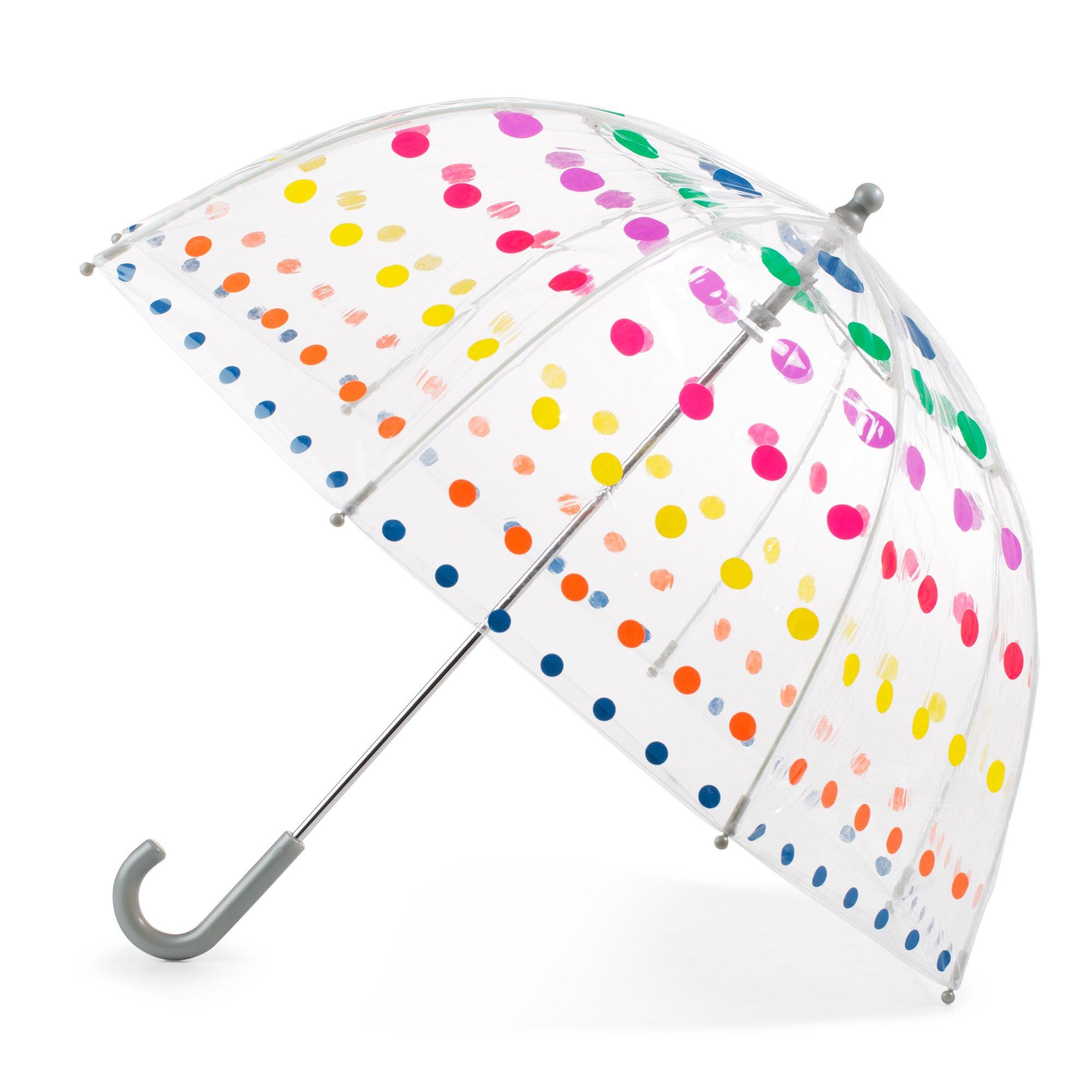 Totes Clear Bubble Umbrella Handle