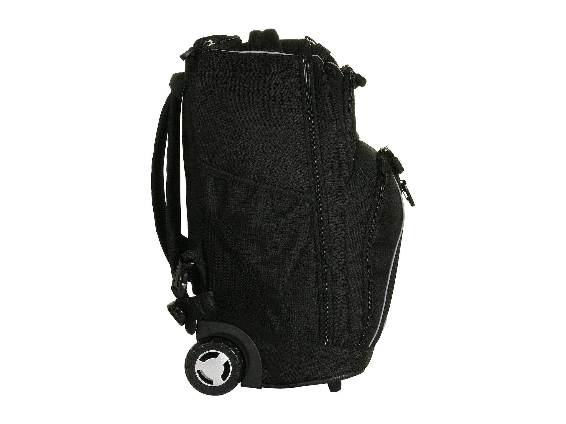 High Sierra Freewheel Wheeled Backpack At Zappos