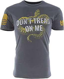 Grunt Style Hydra Tactical - Don't Tread on Me Men's T-Shirt