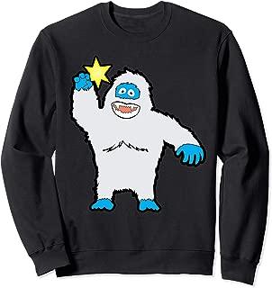 Bigfoot Abominable Snowman Sasquatch Sweatshirt
