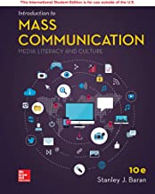 Best introduction to mass communication: media literacy and culture Reviews