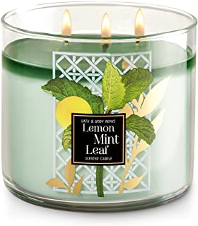 Best lemon mint candle bath and body works Reviews