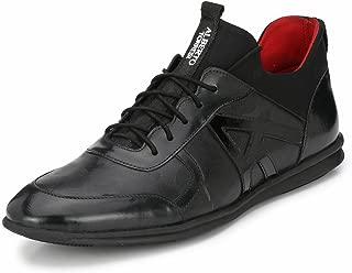 Alberto Torresi Axel Black Casual Shoe