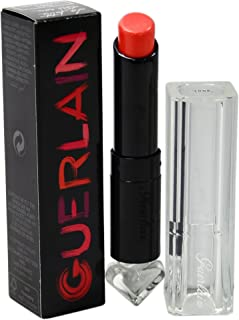 Guerlain La Petite Robe Noire Deliciously Shiny Lip Colour - 041 Sun-Twin-Set for Women - 0.09 oz