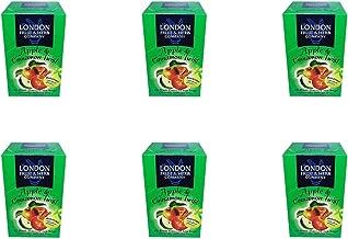 (6 PACK) - London/Fh Apple & Cinnamon| 20 Bags |6 PACK - SUPER SAVER - SAVE MONEY