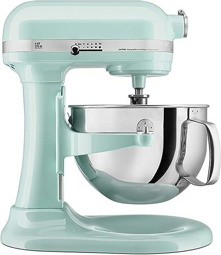 KitchenAid-KP26M1XIC-Professional-600-Stand-Mixers,-6-quart,-Ice
