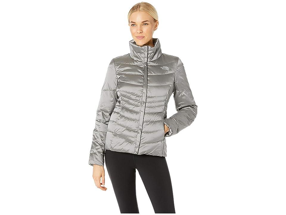 The North Face Aconcagua Jacket II (Shiny Mid Grey) Women