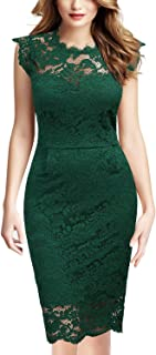 cocktail dress green color