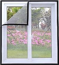 Window Net Magnetisch Duurzaam glasvezelvenster Mesh No Boren Eenvoudig installatie Ventileer gemonteerd op meerdere venst...