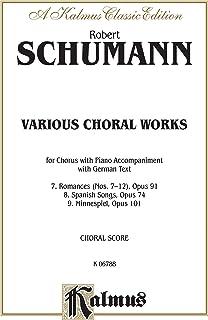 Choral Op.91,74,101
