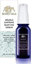 ASDM Beverly Hills Double Caffeine Shot Eye Serum, 1 Ounce