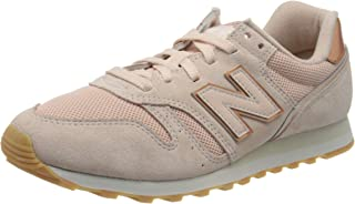 New Balance 373 Womens Pink/Rose Gold Trainers