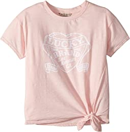 Livia Graphic Tee (Little Kids)