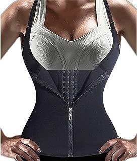 Butterme Donna di allenamento del neoprene dimagrante vita cintura corsetto Sport Canotta Sudore Vest reversibile per la perdita di peso