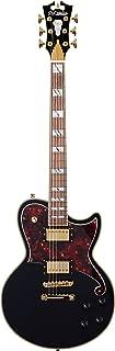 D'Angelico Deluxe Atlantic Electric Guitar - Black