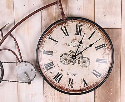 Shuangklei Clock Saat Large Wall Clock Reloj Duvar Saati Horloge Murale Relogio De Parede Klok Digital