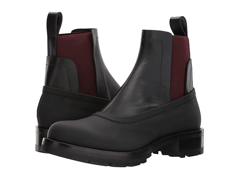 MARNI Pull-On Boot (Black) Men