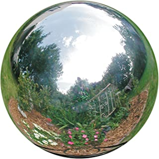 Best stainless steel ball garden ornament Reviews