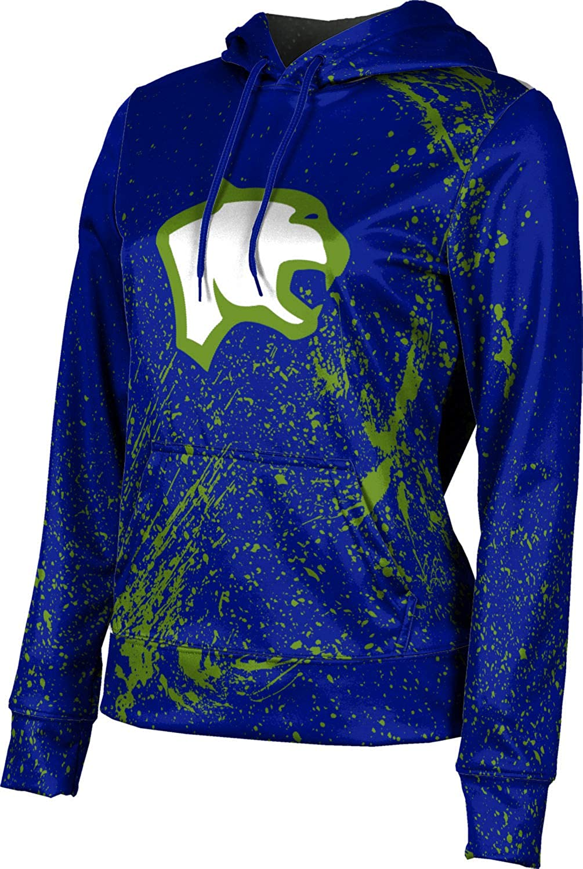 ProSphere Chaparral High School Girls' Pullover Hoodie, School Spirit Sweatshirt (Splatter)