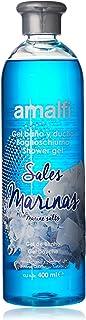 Amalfi Shower Gel, Sea Salts Minerais, 400 ml