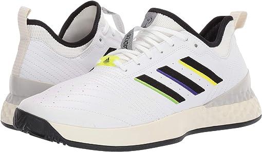 Footwear White/Core Black/Cream White