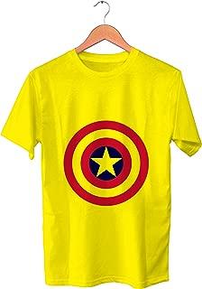 s-XL Marvel Comics-Capitán América señores t-shirt-sublimation suit