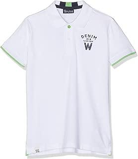 Brums Boys Polo Piquet Collo Rigato Shirt