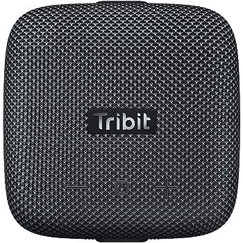 Tribit StormBox Micro Bluetooth Speaker, IP67 Waterproof & Dustproof Portable Outdoor Speaker, Bike Speakers with Powerful Loud Sound, Advanced TI Amplifier, Built-in XBass, 100ft Bluetooth Range