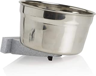 Lixit Cage Crock, Stainless Steel