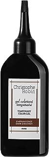 Christophe Robin Temporary Color Gel in Dark Chestnut - 100 ml