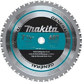 Makita A-93837 7-1/4-Inch 48-Teeth Carbide Metal Cutting Blade