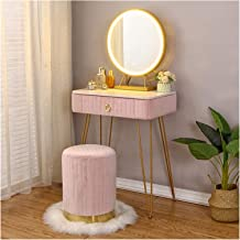 Makeup Desk with Drawers for Bedroom Light Luxury Dressing Table Nordic Modern Minimalist Small Apartment Dressing Table N...