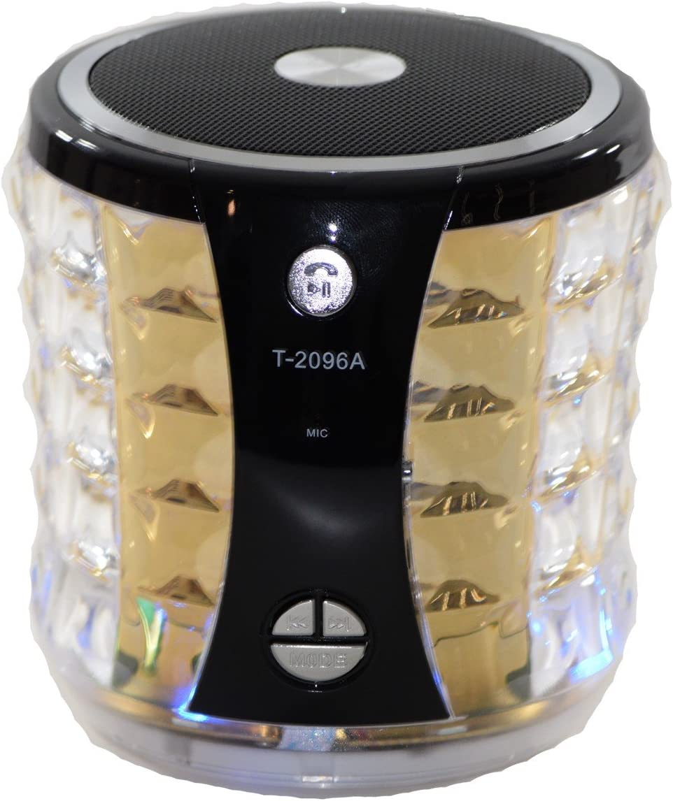 Bridgecraft Portable Mini Media BC-T2096A-BK New arrival with A surprise price is realized Speaker Player