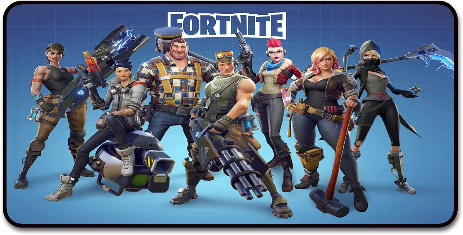 21. Fortnite Mouse Pad for Gaming