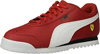 puma ferrari black red