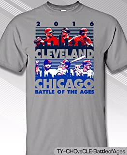 Chicago vs Cleveland, World Series, One for the Ages